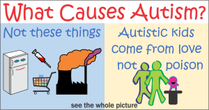 What Causes Autism? - Infographic